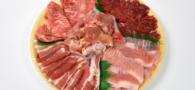 バラエティセット 和牛カルビ・ハラミ・トントロ・豚カルビ・トリモモがたくさん詰まったセットです。